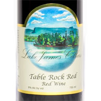 Table Rock Red